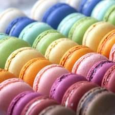French Macaron Box